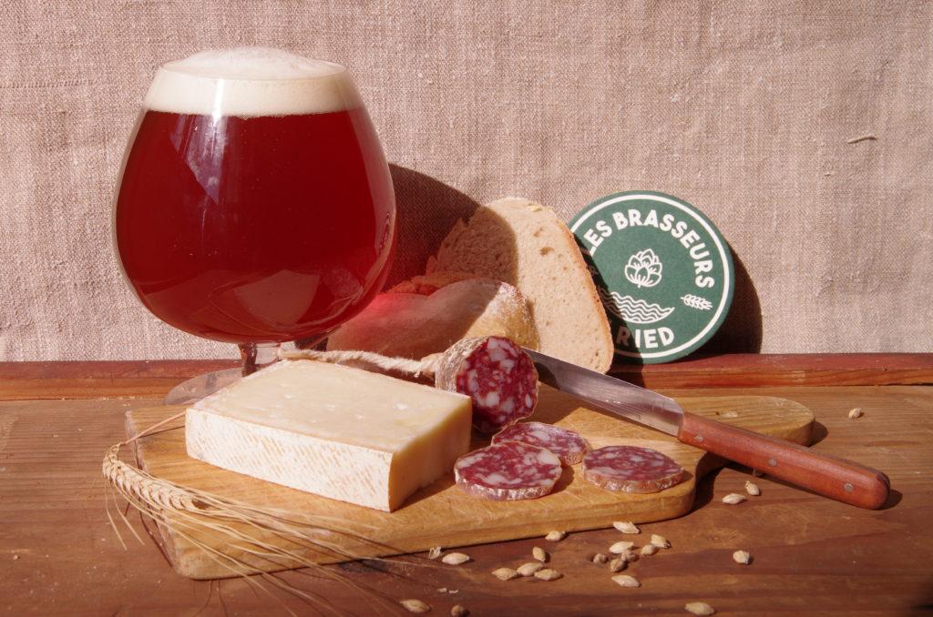 Biäre et mets brasseurs du ried