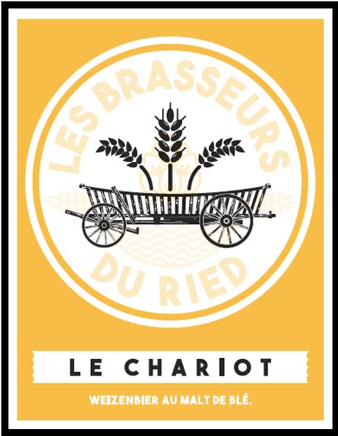 Chariot Blanche type Weizenbier